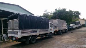 Thuê xe tải chở hàng chuyên nghiệp