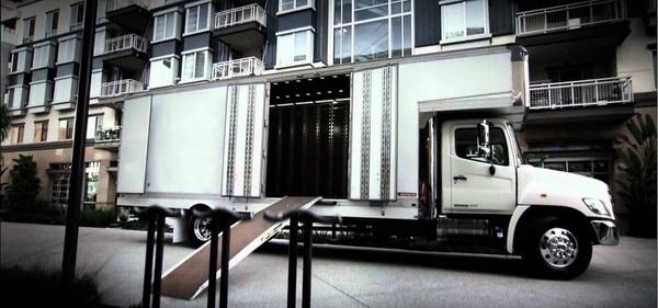Thuê xe tải chở hàng uy tín