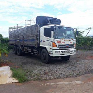 Cho thuê xe tải 3 giò chở hàng từ 11 đến 15t