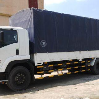 Cho thuê xe tải chở hàng 3 chân 10 -15 tấn