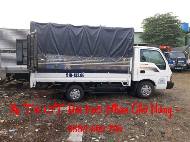 Cho thuê xe tải chở hàng 1,5 tấn
