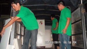dịch vụ chuyển nhà giá rẻ từ Liên Minh Moving