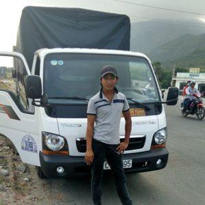 Thuê xe tải chở hàng đi các quận
