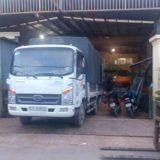 Cho thuê xe tải 2 tấn thùng dài 4m3