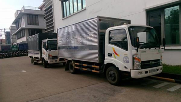 Dịch vụ thuê xe tải chở hàng giá rẻ
