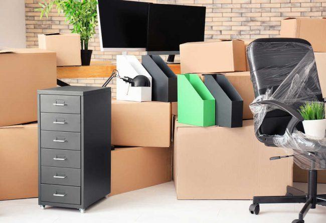 Công ty vận chuyển văn phòng chuyên nghiệp