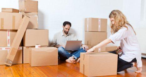 Thùng đóng gói chuyển nhà, văn phòng