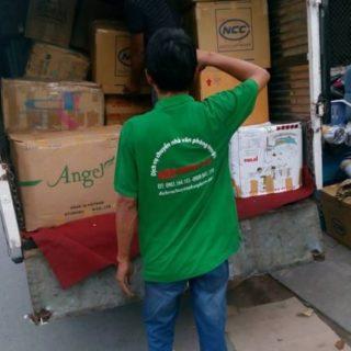 Vận chuyển nhà trọn gói liên minh sg