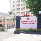 Bộ giáo dục đào tạo Việt Nam