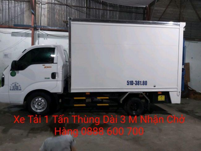 Cho thuê xe tải chở hàng 1 tấn