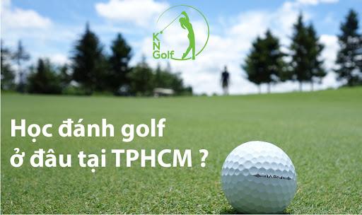 Bạn đang cần học đánh golf tại HCM