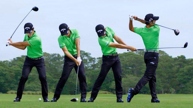 Học đánh golf tại các sân HCM