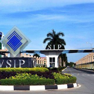 Dịch vụ xe tải chuyển nhà tại KCN VSIP