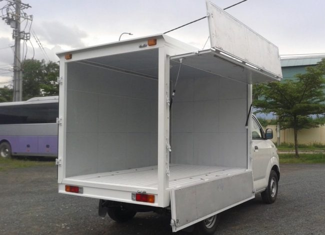 Cho thuê xe tải chở hàng 750kg